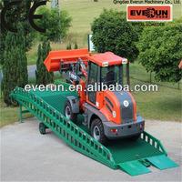 EVERUN ER12 Approved conveyor belt loader