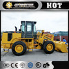 Earth-moving Machinery LiuGong CLG835 3 ton log loader with trailer for sale