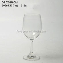 305ml thin leg most affordable prices commendable Glass Goblet
