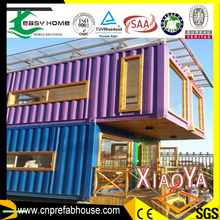 Real Estate prebuilt containers house
