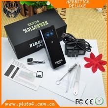 2015 Digital E-cigarette Mod Vaporiser with vibrate function Herbstick Deluxe
