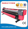 Audley eco solvent large format printer with double DX7 printhead, 3.2m width
