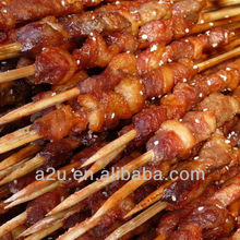 Dried Bamboo Skewers for BBQ Use for Sale
