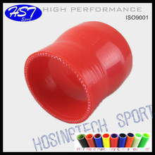 "Performance car parts reinforced 2"">1.875"" silicone reducer hose intercooler joiner"