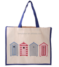 Personalized Custom Cotton Tote Shopping Bag