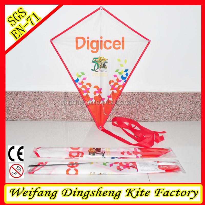 Todos os tipos de papagaios-promocional kite/stunt kite/delta kite/diamond kite/pipa fábrica