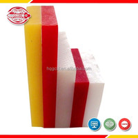 water-proof & wear resistance panel/pad/block hdpe uhmwpe
