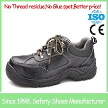 SF9752-3 EN 20345 steel toe low cut pu outsole light weight safety shoes sport safety shoes