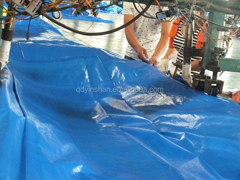 heavy duty b che pour bateau bleu tanche en plastique pas cher grande b che couvre fournisseurs. Black Bedroom Furniture Sets. Home Design Ideas