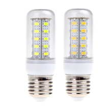 Long Lifespan E27 13W 36 5730 SMD LED Corn Light Bulb Lamp White Light and Warm White Light for Office Store Home etc