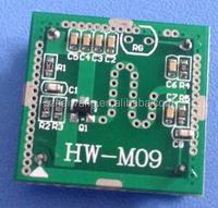Haiwang Brand 100% original factory Small size HW-M09 microwave motion sensor module