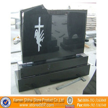 Quality Assurance Pet Climbing Cross Etching Tombstone