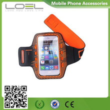 Mobile phone case For iphone 5 5G 5S cover Water proof Sport jogging running gym armband Strap Case