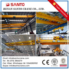 30 years crane experience 1 ton to 550 ton Industry application quality as world leading level and agent price overhead crane