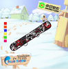 High quanlity plastic snowboard for kids