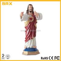 customized plastic Jesus dashboard figurines for cars,custom design dashboard bobblehead figurine,oem Jesus plastic figures fact