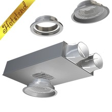 Newest two way exhaust fan price hot air exhaust fan for bathroom / kitchen