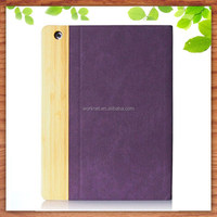 bamboo purple leather case for ipad air 2