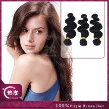 high quality new arrival prompt delivery brazilian human hair