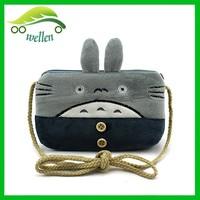 Cute cartoon series of sweet coin purse mobile wallet chinchilla purse children wallet