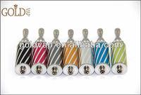 Newest products 2013 atom mod ecig stainless steel aqua promotion e cig spirulina atomizer