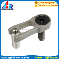 High quality DIN mould metal steel injection molded parts square head