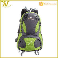 Hot selling best waterproof climbing backpack, wholesale custom hiking backpack