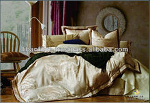 Best Quality Cotton Embroidery Jacquard Comforter Set