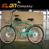 80cc Gasoline engine motorized bicycle in 2015(E-GS103 green)