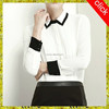 Women chiffon apparel , fashion design lady blouse