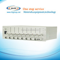 Lithium ion battery capacity tester, 18650 battery charger for mobile battery manufacturer