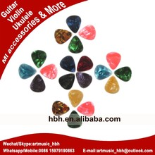 custom design guitar pick with musical instruments images,oem service picks