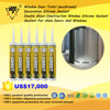 Window Door washroom Silicone Sealant Double Glass Construction Window Silicone Sealant For Alum Doors And Windows