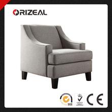 Modern Sofa Chair,Winslow Concave Arm Sofa Chair (OZ-SW-066-1)