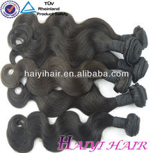 Top Virgin Human 20 Inch Virgin Remy Indian Hair Weft