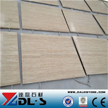 Turkish Beige Travertine Tile Marble Tile Price for Floor Tile Home Depot