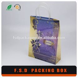 Professional China Factory Handmade Gift Paper Bag