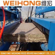 Factory produced reed straw mattress knitting machine / mattress making machine