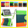 Hybrid PU Leather Wallet Flip Case for iPad Mini Magnet Smart Cover Leather Cases New