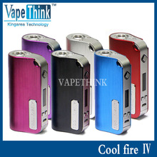 high quanlity cheap price cool fire IV electronic cigarette 2000mah battery