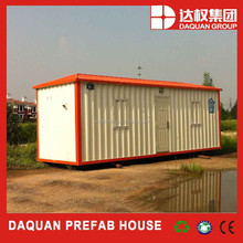 2015 Daquan brand Opening Side Expandable container shop/ container coffee house for sale