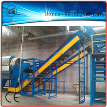 Iron material PET, PP, plastic recycling