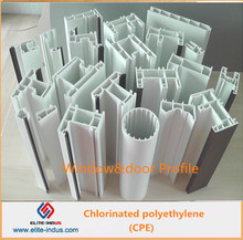 Chlorinated polyethylene CPE 135A, impact modifier, plastic additive, raw material for PVC products
