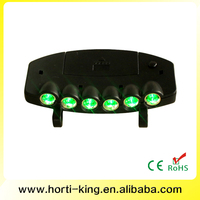 Green light LED light lamps for Horticulture