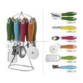 تصميم جديد أداة مطبخ مجموعات أدوات المطبخ hs1288g تلفزيونية ينظر اليها على/ الحديقة الملحقة