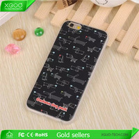 soft printed tpu case for iphone 6s plus cover