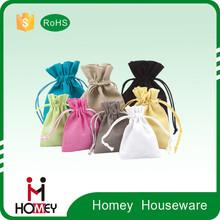 2015 Homey fashion hot selling fashion Gift Packaging custom top quality full color silky fabric digital printing cloth