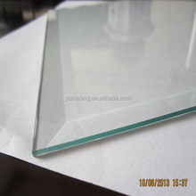 Customized best sell 12mm tempered glass backboard