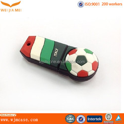 high quality foodball shape usb flash drive with factory price