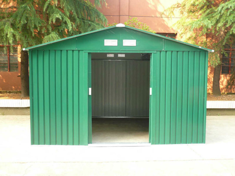 8x10ft metal garden shed for hot sale buy metal garden for Aluminum sheds for sale
